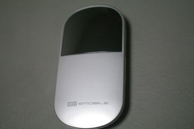 emobile Pocket WiFi D25HW